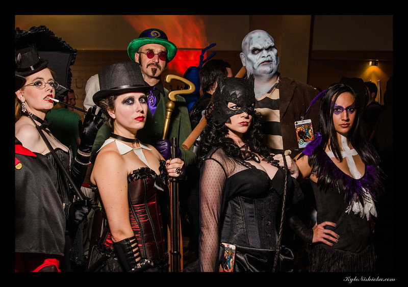 DragonCon 2012 - Saturday Night