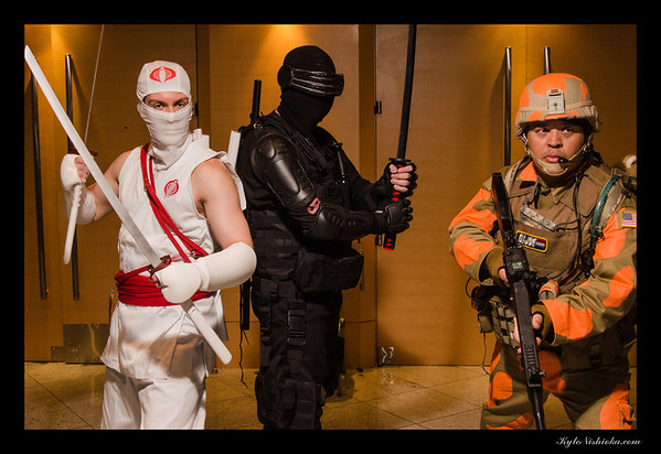 DragonCon 2012 - Sunday