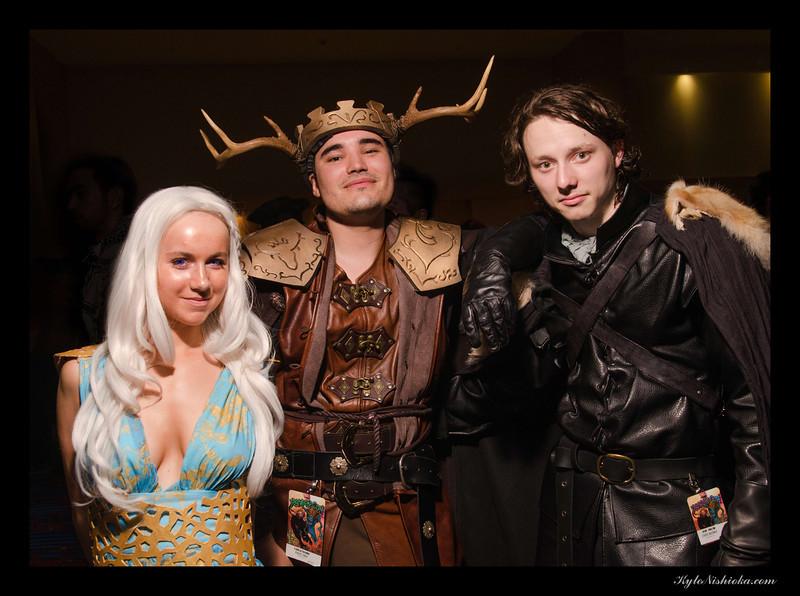 DragonCon 2012 - Sunday
