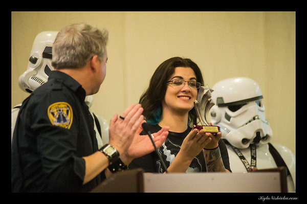 DragonCon 2013 - Parsec Awards