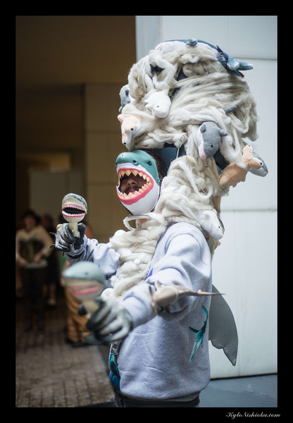 DragonCon 2013 - Sharknado