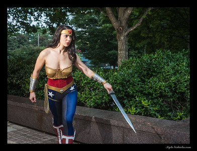 DragonCon 2013 - Wonder Women