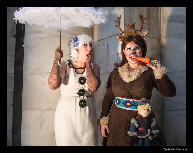 DragonCon 2014 - Frozen