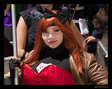 DragonCon 2014 - Genderbent DC/Marvel