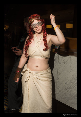 DragonCon 2015 - Friday - Mad Max - Capable