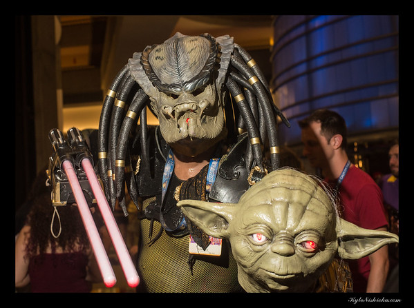 DragonCon 2015 - Friday
