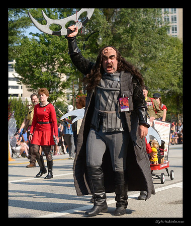 DragonCon 2015 - Parade