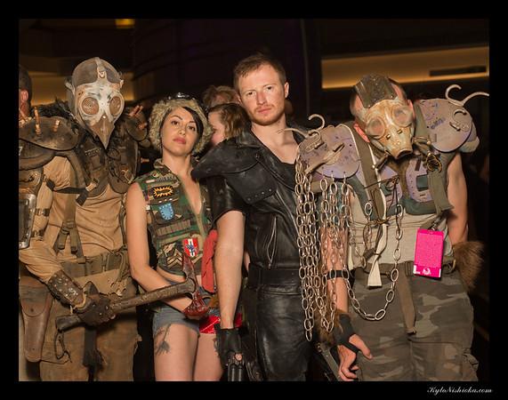 DragonCon 2015 - Thursday
