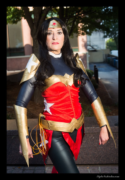 DragonCon 2015 - Wonder Women