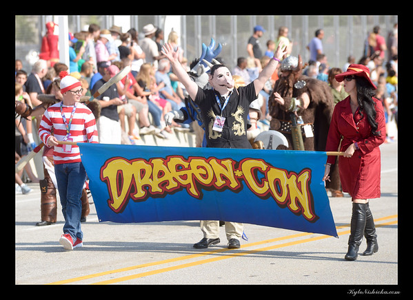 DragonCon 2016 - Parade