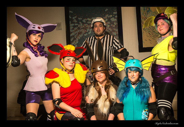 DragonCon 2016 - Sunday Cosplay