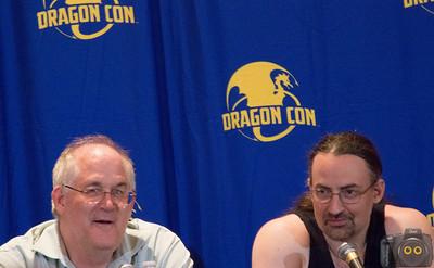 Todd McCaffrey & Jim Butcher