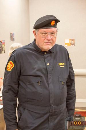 Manty Officer - Honorverse