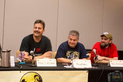 Michael Williamson, Ben Coles & Marcus Christiansen