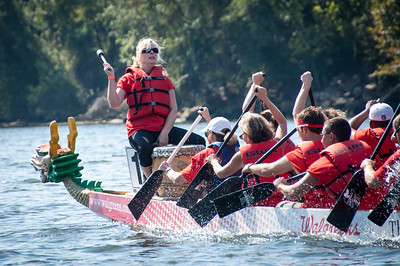 Richmond Dragon Boat Festival, <br>October 6, 2012