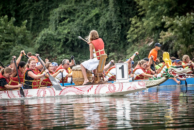 Richmond Dragon Boat Festival, <br>August 2, 2014