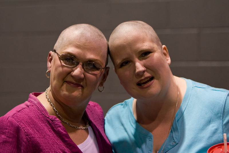 Connie Waldridge and Malinda Elrod
