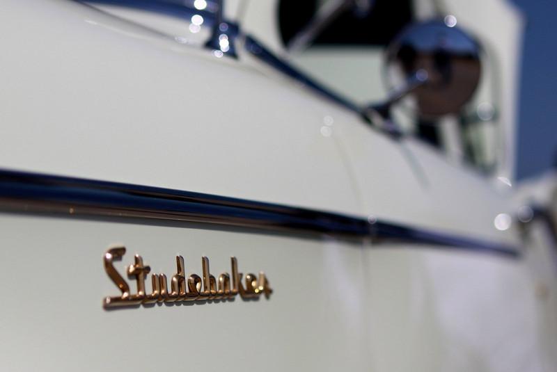 Studebaker Hawk again.