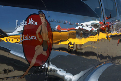 Sweet sweet Night Liaisons.  On a P51 (possibly a D).