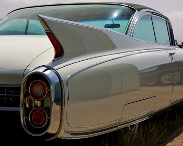 Caddy fins.  RIP.  Ralph said so.