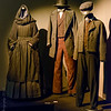 Sample of clothes worn by the Victorian working class