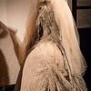 Miss Havisham from <i>Great Expectations</i>.