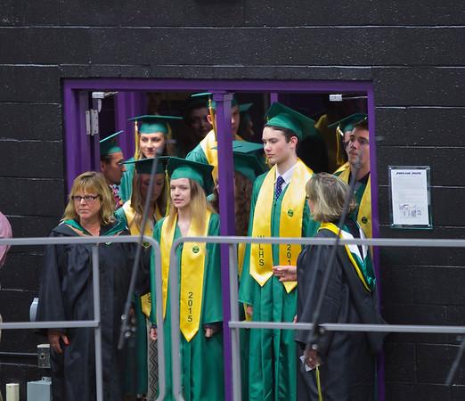 Drew DeBisschop High School Graduation June 1, 2015