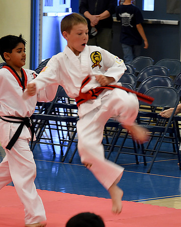 Drew's Black Belt Test 5-10-14