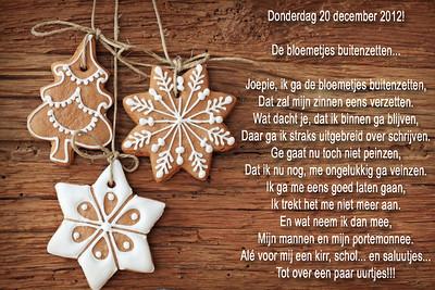 Dringend!!!... 'Er eens tussenuit'... Mechelen... 2012-2013...