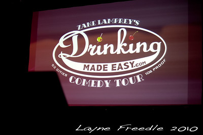 Drinking Made Easy Comedy Tour -Zane Lamprey, Steve McKenna, Marc Ryan