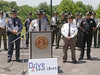 Drive 2 Save Lives Press Conference in Wytheville, VA