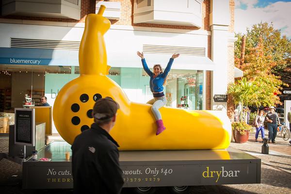 Dry Bar Promotional Event @ Bethesda Row