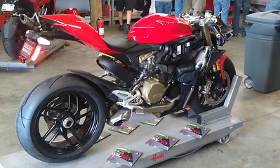 Ducati Indianapolis Panigale Engine Teardown