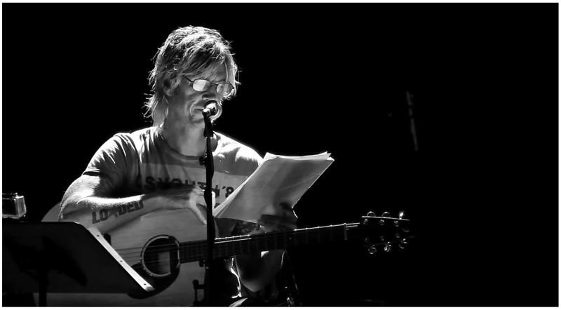 Duff McKagan Book Reading Rehearsal - Seattle WA