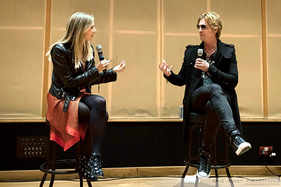 Duff McKagan Q&A at Angel Stution