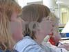 IMG_3137 Cherie, Kathy, Karen at phone bank DCH vsm