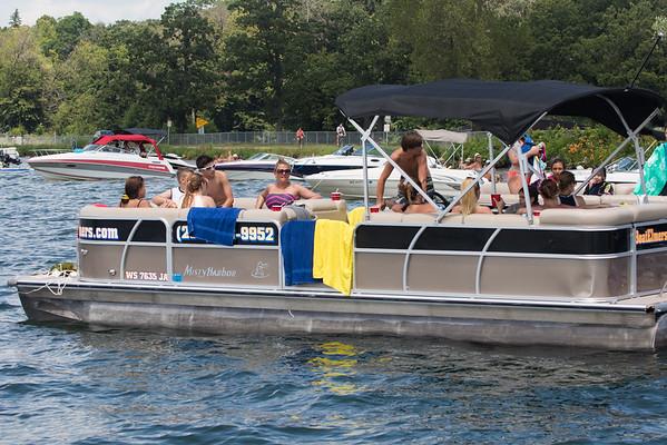 Dulin-Filipowski Boat Ride + Rehearsal Dinner