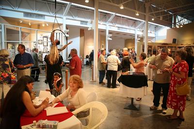 Dunedin Art Center Opening, FL, 9 9 2011
