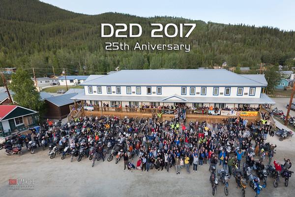 D2D 2017 Date 25th Salute