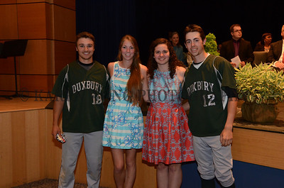 DHS Senior Awards Night 6-4-14