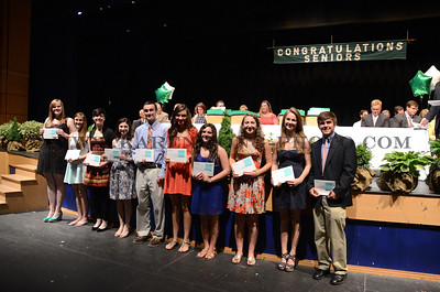 Senior Awards Night 2013