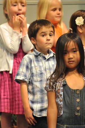 Dylan's Preschool Promotion