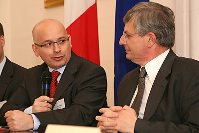 Conference on E-diplomacy, Malta