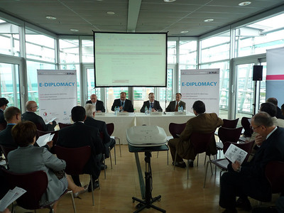 Geneva Launch of E-diplomacy, 19 May 2010 Initiative