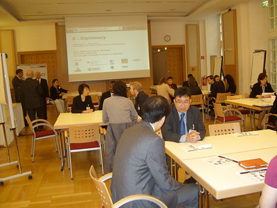 Vienna E-Diplomacy Launch Event