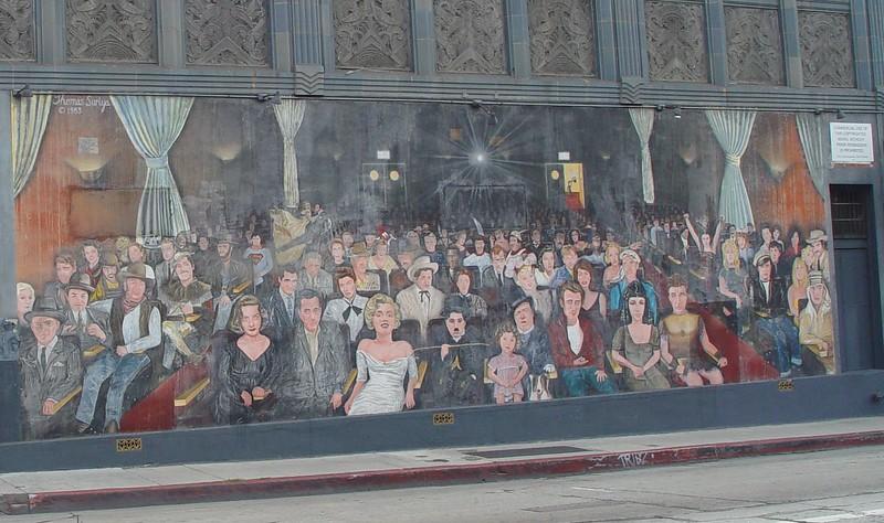 Graffity in LA