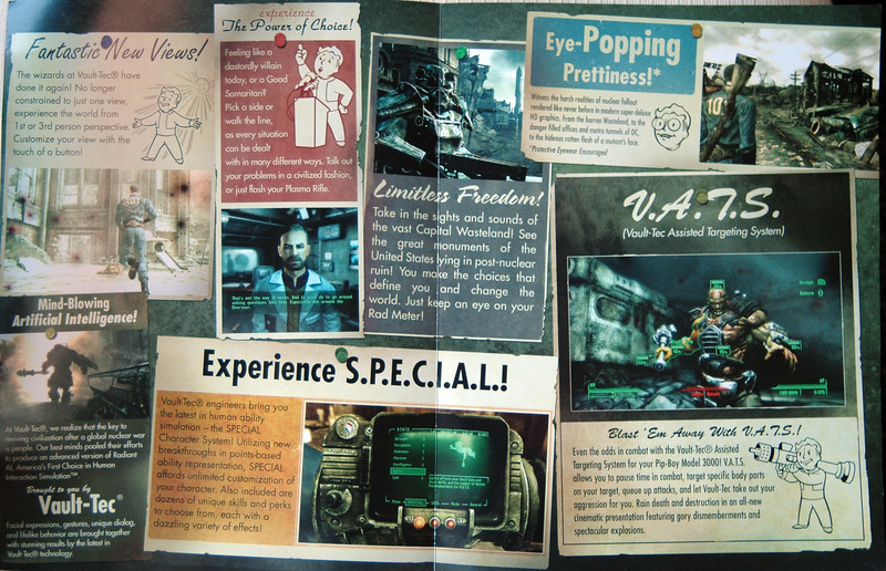 Fallout 3 info