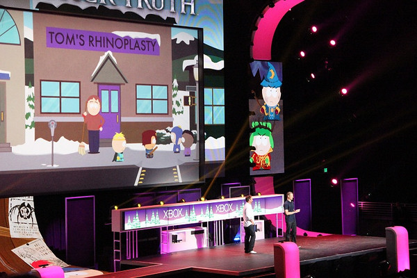 Cartman and the gang are coming to Xbox!