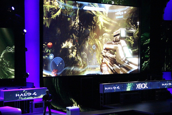 Halo 4, one of the highly anticipated games of this year.