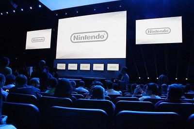 Nintendo's E3 presentation begins.